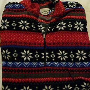 Small Ll BEAN hoodie